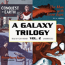 A Galaxy Trilogy, Volume 2: A Collection of Tales from the Early Days of Science Fiction (Unabridged) Audiobook, by David Osborne