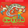 Gecko Gladiator: S.W.I.T.C.H., Book 10 (Unabridged) Audiobook, by Ali Sparkes