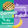 German and Italian Audiobook, by Twin Sisters