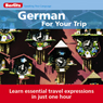 German for Your Trip, by Berlitz