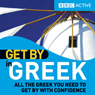 Get By in Greek (Unabridged) Audiobook, by BBC Active
