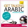 Get Talking Arabic in Ten Days Audiobook, by Jane Wightwick