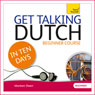 Get Talking Dutch in Ten Days, by Marleen Owen