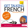 Get Talking French in Ten Days Audiobook, by Jean-Claude Arragon