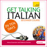 Get Talking Italian in Ten Days Audiobook, by Maria Guarnieri