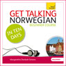 Get Talking Norwegian in Ten Days Audiobook, by Margaretha Danbolt Simons