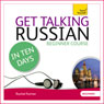 Get Talking Russian in Ten Days Audiobook, by Rachel Farmer