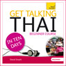 Get Talking Thai in Ten Days Audiobook, by David Smyth