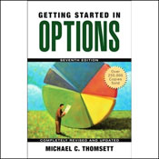 Getting Started in Options Audiobook, by Michael C. Thomsett