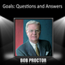 Goals: Questions and Answers Audiobook, by Bob Proctor
