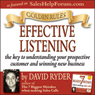 Golden Rules - Effective Listening (Unabridged) Audiobook, by David Ryder