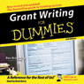 Grant Writing for Dummies, 2nd Edition Audiobook, by Beverly Browning
