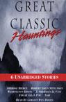 Great Classic Hauntings (Unabridged) Audiobook, by Edgar Allan Poe