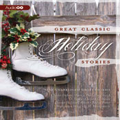 Great Classic Holiday Stories (Unabridged) Audiobook, by Charles Dickens
