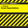 Great Expectations: CliffsNotes (Unabridged) Audiobook, by Debra Bailey