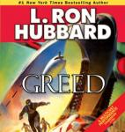Greed (Unabridged) Audiobook, by L. Ron Hubbard