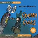 Groosham Grange (Unabridged), by Anthony Horowitz