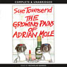 The Growing Pains of Adrian Mole (Unabridged) Audiobook, by Sue Townsend