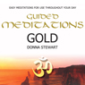 Guided Meditations Gold, by Donna Stewart