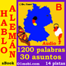 Hablo Aleman (con Mozart) - Volumen Basico (German for Spanish Speakers) (Unabridged), by Dr. I'nov