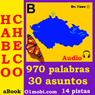 Hablo Checo (con Mozart) - Volumen Basico (Czech for Spanish Speakers) (Unabridged) Audiobook, by Dr. I'nov