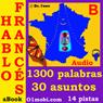Hablo frances (con Mozart) - volumen basico (French for Spanish Speakers) (Unabridged), by Dr. I'nov