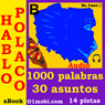 Hablo polaco (con Mozart) - volumen basico (Polish for Spanish Speakers) (Unabridged) Audiobook, by Dr. I'nov