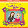 Half a Sister (Unabridged) Audiobook, by Kelly McKain