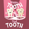 Happy Tooth and Sad Tooth (Unabridged), by Blake McKinley