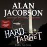 Hard Target (Unabridged), by Alan Jacobson