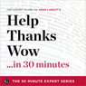 Help, Thanks, Wow in 30 Minutes: The Expert Guide to Anne Lamotts Critically Acclaimed Book (Unabridged), by The 30 Minute Expert Series