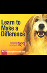 Helping Animals 101: Learn to Make a Difference, by Unspecified
