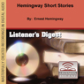 Hemingway Short Stories (Unabridged) Audiobook, by Ernest Hemingway