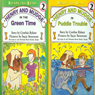 Henry and Mudge in Puddle Trouble and Henry and Mudge in the Green Time (Unabridged) Audiobook, by Cynthia Rylant