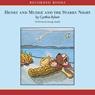 Henry and Mudge and the Starry Night (Unabridged) Audiobook, by Cynthia Rylant