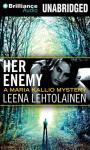 Her Enemy Audiobook, by Leena Lehtolainen
