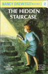 The Hidden Staircase: Nancy Drew Mystery Stories 2 (Unabridged), by Carolyn Keen