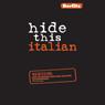 Hide This Italian Audiobook, by Berlitz