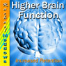 Higher Brain Function Hypnosis: Increased Retention, Learn Quicker, Guided Meditation Hypnosis & Subliminal, by Rachael Meddows