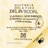 Historia de la Vida del Buscon (Texto Completo) (Life History of the Petty Thief ) (Unabridged) Audiobook, by Francisco Gomez de Quevedo Y Villegas