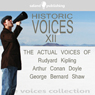 Historic Voices XII, by Saland Publishing