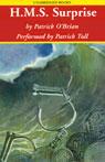 H.M.S. Surprise: Aubrey/Maturin Series, Book 3 (Unabridged) Audiobook, by Patrick O'Brian