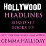 Hollywood Headlines Anthology (Unabridged) Audiobook, by Gemma Halliday