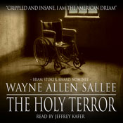 The Holy Terror (Unabridged) Audiobook, by Wayne Allen Sallee