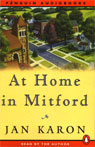 At Home in Mitford: The Mitford Years, Book 1, by Jan Karon