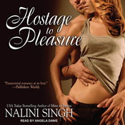 Hostage to Pleasure: Psy-Changeling Series, Book 5 (Unabridged), by Nalini Singh