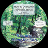How to Overcome Spiritual Laziness: Treasures Along the Path (Unabridged) Audiobook, by Swami Kriyananda