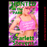 Hunted in the Park: A Reluctant Public Sex Short (Unabridged) Audiobook, by Scarlett Stevens