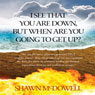 I See That You Are Down But When Are You Going to Get Up? (Unabridged) Audiobook, by Shawn G. McDowell
