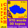 I Speak Czech  (with Mozart) - Basic Volume (Unabridged) Audiobook, by Dr. I'nov